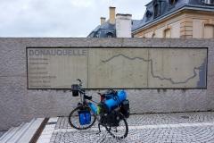 Radtour an der Donau - Donauquelle 1