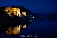 Radtour an der Donau - Passau am Abend