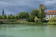 Radtour an der Donau - Ulm an der Donau mit Münster