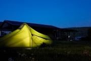 Radtour an der Donau - Camping am Bauernhof     in Kelheim