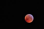 Mondfinsternis am 21.01.2019 Blutmond