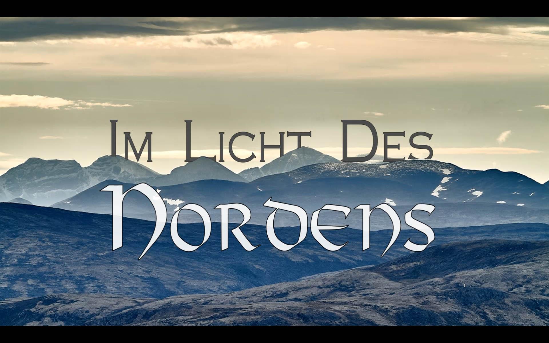 Im Licht des Norden - Trailer